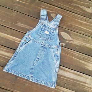 Oshkosh Jean overall dress